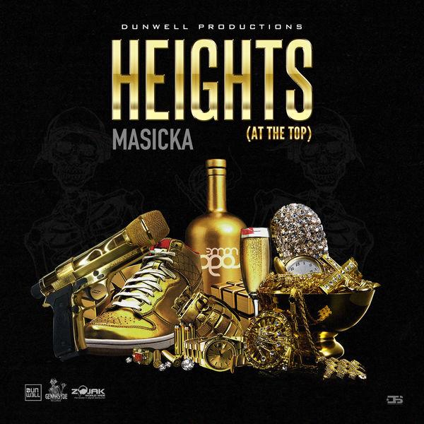 Masicka - Heights (2019) Single