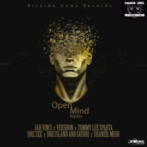 Open Mind Riddim [Ricardo Gowe Records] (2019)