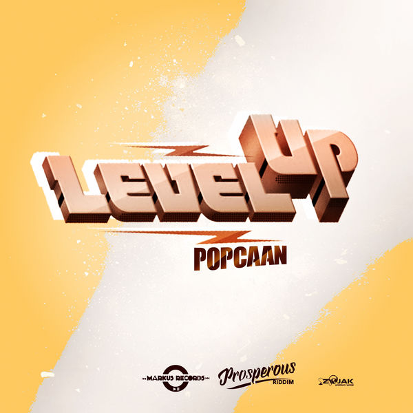 Popcaan - Level Up (2019) Single