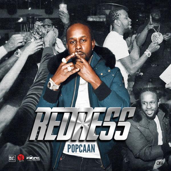 Popcaan - ReDress (2019) Single