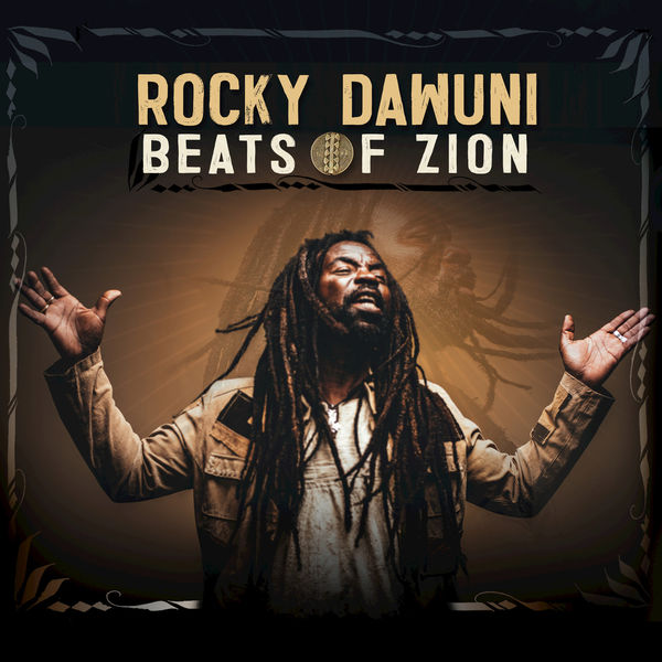 Rocky Dawuni - Beats Of Zion (2019) Album