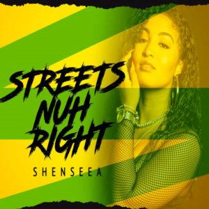 Shenseea – Streets Nuh Right (2019) Single