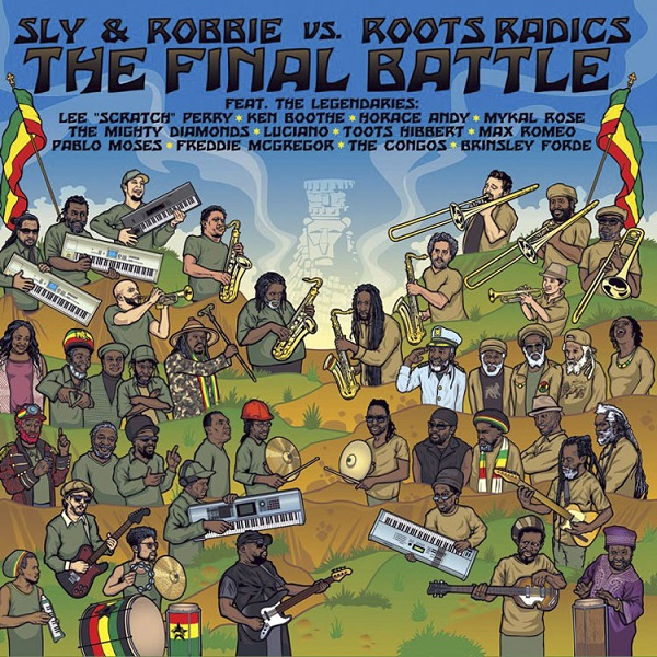 Sly & Robbie vs. Roots Radics – The Final Battle (2019) Album