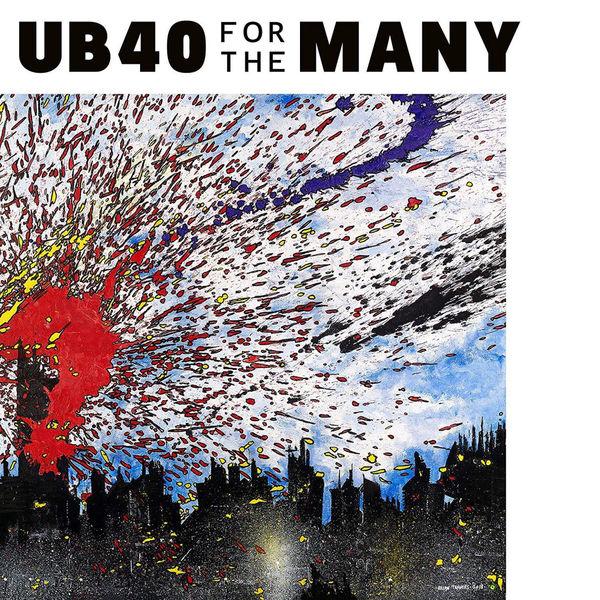 UB40 - For the Many (2019) Album