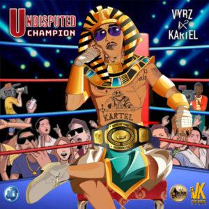 Vybz Kartel - Undisputed Champion (2019) Single