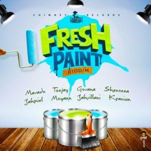 Fresh Paint Riddim [Chimney Records] (2019)