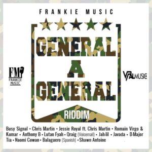 General a General Riddim [Frankie Music] (2019)