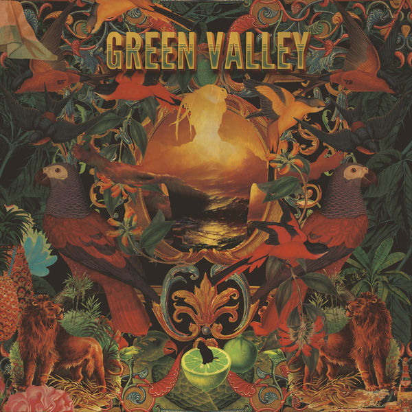 Green Valley - Bajo la Piel (2019) Album