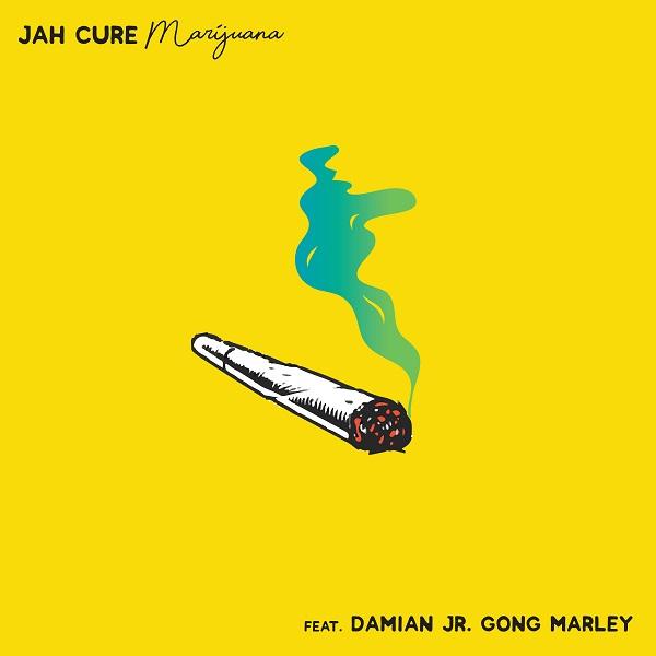 Jah Cure feat. Damian 'Jr. Gong' Marley - Marijuana (2019) Single