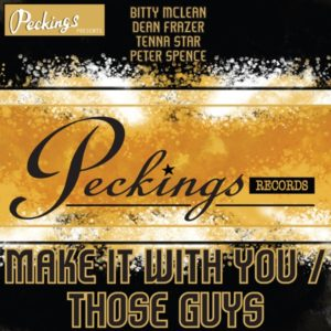 Make It With You / Those Guys [Peckings Records] (2019) EP