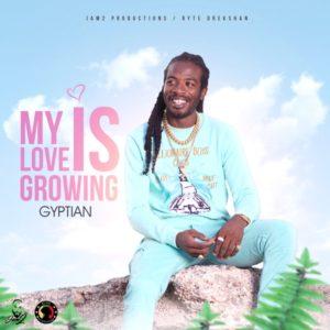 Gyptian – My Love Is Growing (2019) Album