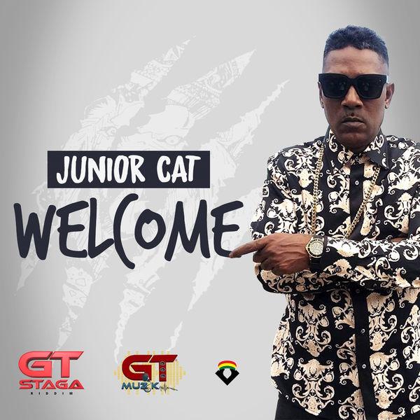Junior Cat - Welcome (2019) Single