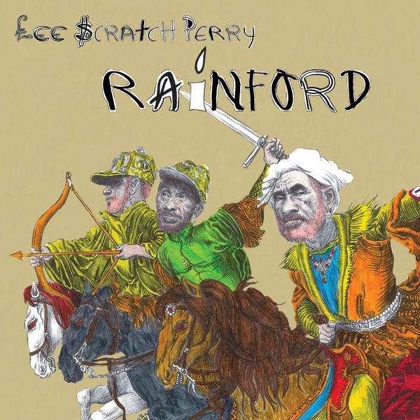 Lee «Scratch» Perry – Rainford (2019) Album
