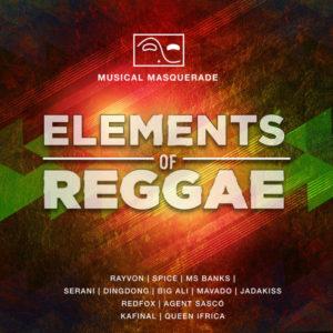 Musical Masquerade – Elements of Reggae (2019) Album