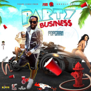 Popcaan – Party Business (2019) Single