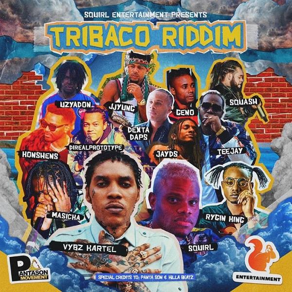 Tribaco Riddim [Squirl Entertainment] (2019)