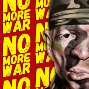 Yellowman - No More War (2019) Single