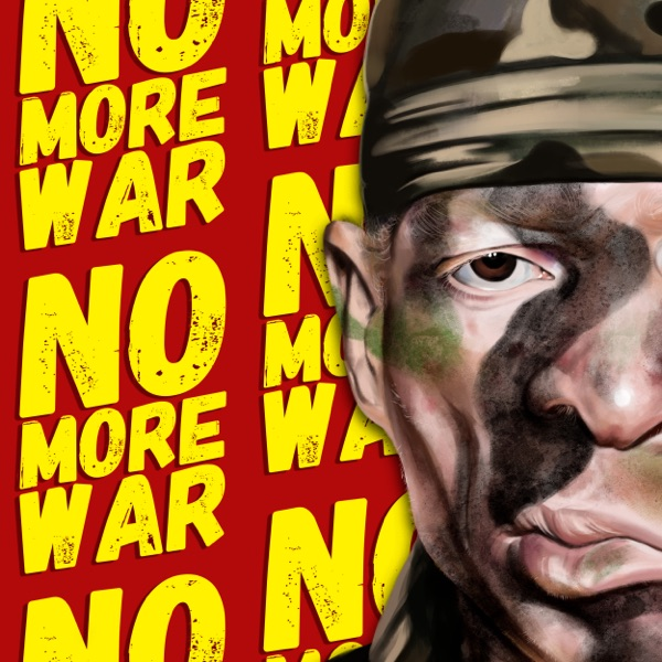 Yellowman - No More War (2019) Single