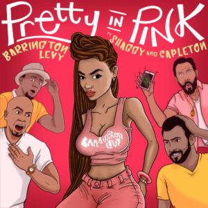 Barrington Levy feat. Shaggy & Capleton - Pretty in Pink (2019) Single