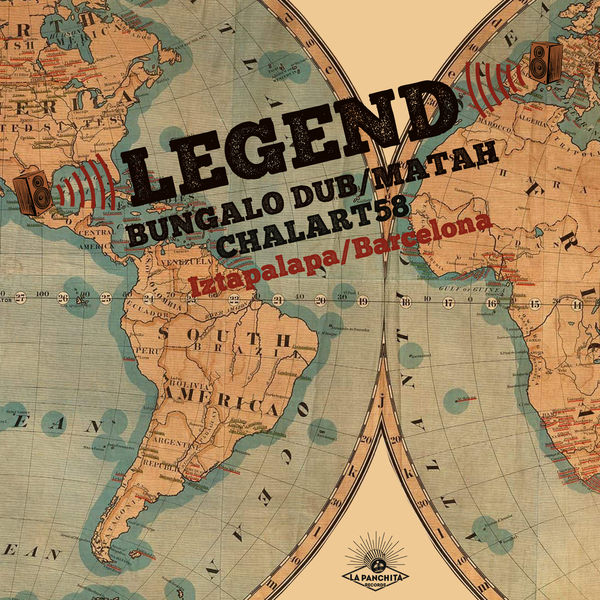 Bungalo Dub & Chalart58 with Matah – Legend (2019) Single