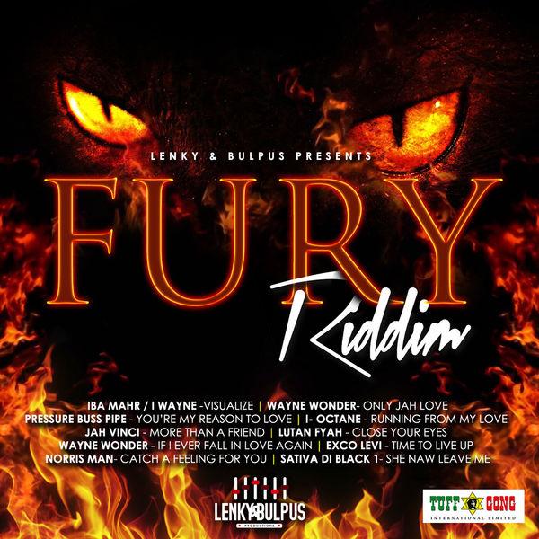 Fury Riddim [Lenkey & Bulpus Productions] (2019)