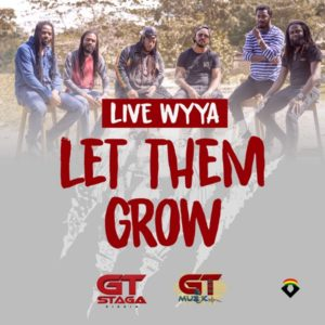 Live Wyya - Let Them Grow (2019) Single