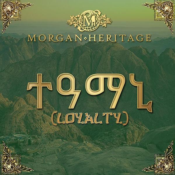 Morgan Heritage - Loyalty (2019) Album