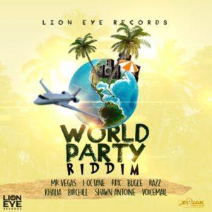 World Party Riddim [Lion Eye Records] (2019)