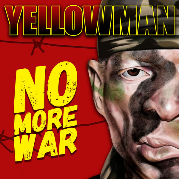 Yellowman - No More War (2019) Album