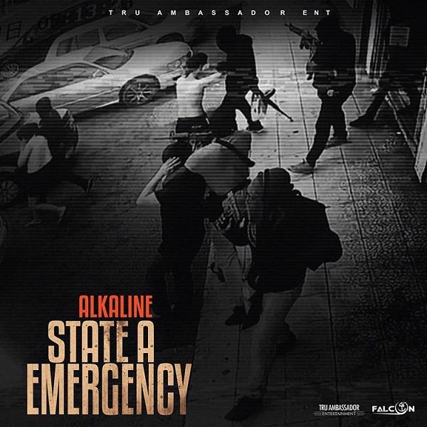 Alkaline - State A Emergency (2019) Single