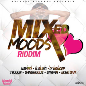Mixed Moods Riddim [Anthony Records] (2019)