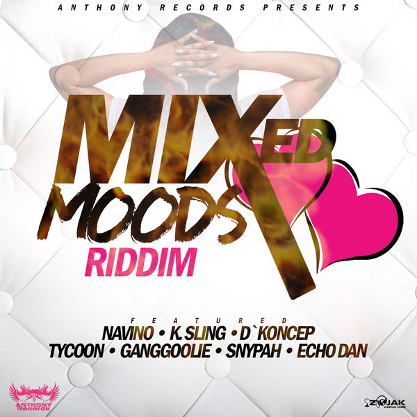 Mixed Moods Riddim [Anthony Records] (2019)