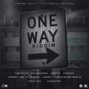 One Way Riddim [Hemton Music / Attomatic Records] (2019)