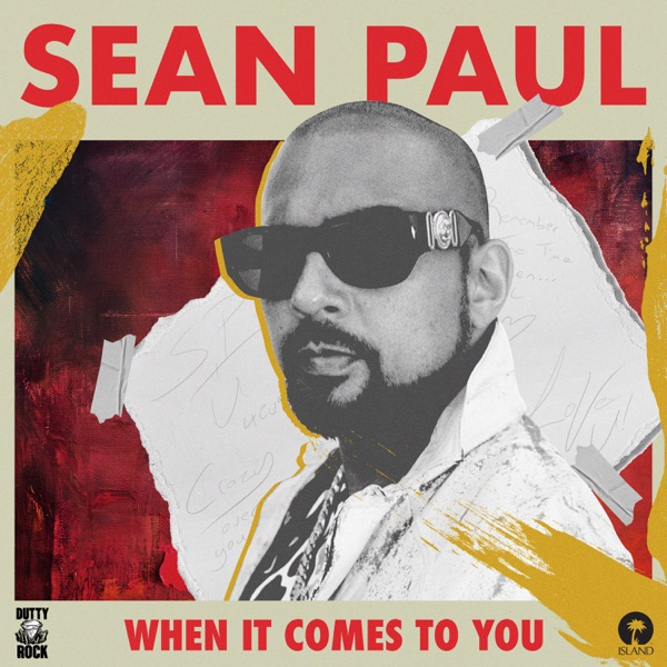 Sean Paul - When It Comes To You (2019) Single