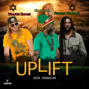 Travis Roots feat. Julian Marley & Capleton - Uplift (2019) Single