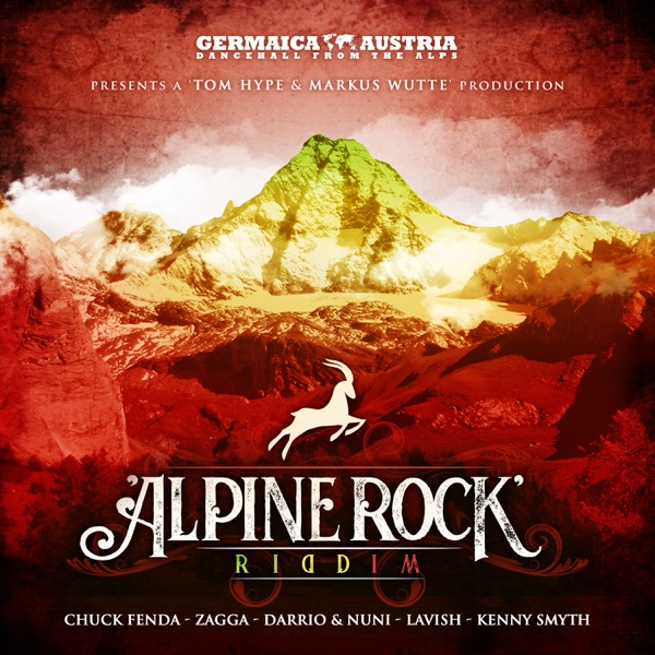 Alpine Rock Riddim [Germaica Austria] (2019)