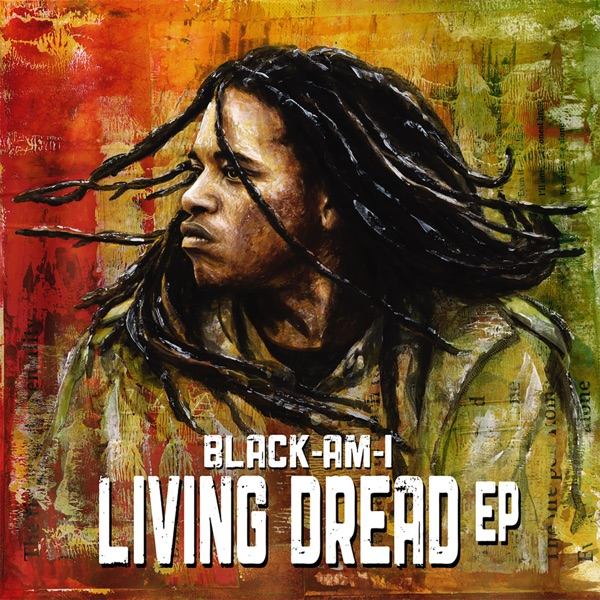 Black-Am-I - Living Dread (2019) EP