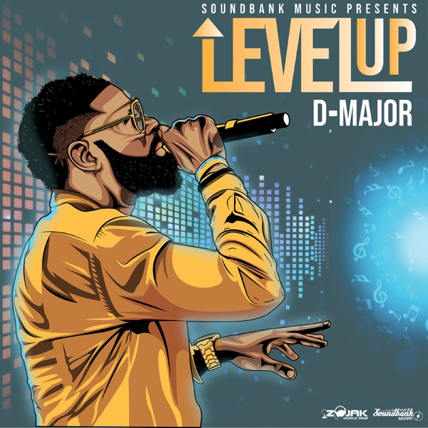 D-Major - Level Up (2019) Single