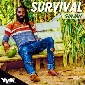 Ginjah - Survival (2019) Single