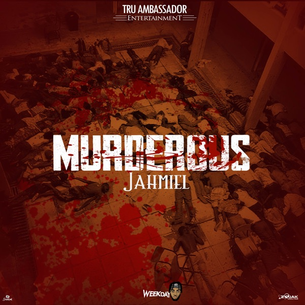 Jahmiel - Murderous (2019) Single
