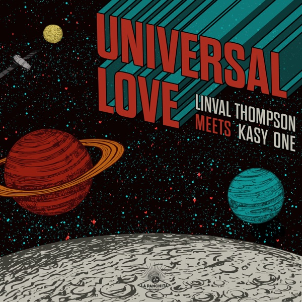 Linval Thompson meets Kasy One - Universal Love (2019) Single