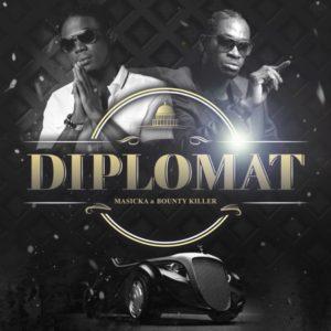 Masicka x Bounty Killer - Diplomat (2019) Single