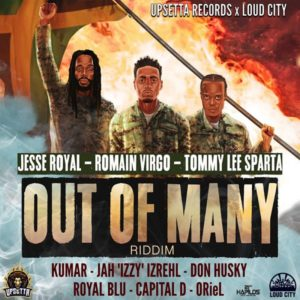 Out of Many Riddim [Upsetta Records / Loud City Music] (2019)