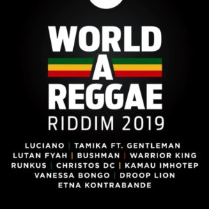 World-A-Reggae Riddim 2019 [World A Reggae Records] (2019)