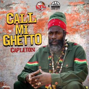 Capleton - Call Mi Ghetto (2019) Single