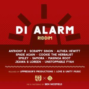 Di Alarm Riddim [Uppressor's Productions / Love & Unity Music] (2019)
