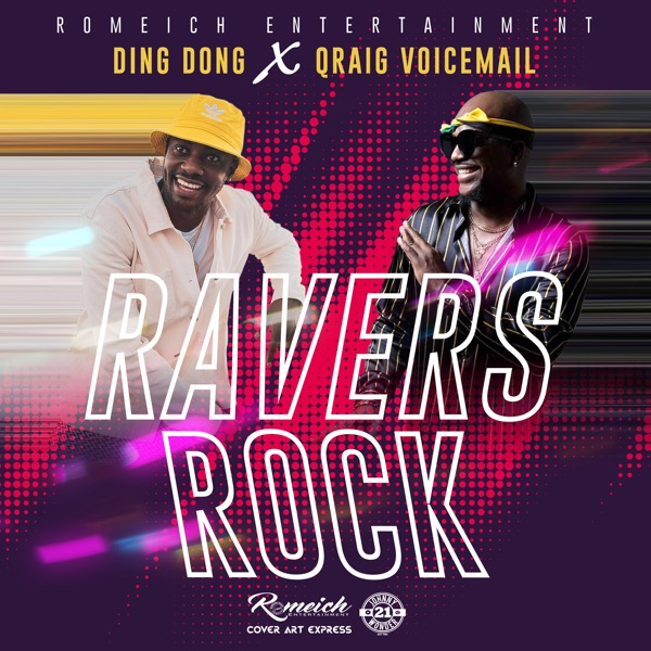 Ding Dong x Qraig Voicemail - Ravers Rock (2019) Single