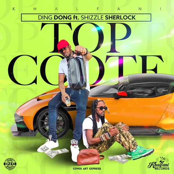 Ding Dong feat. Shizzle Sherlock - Top Coote (2019) Single