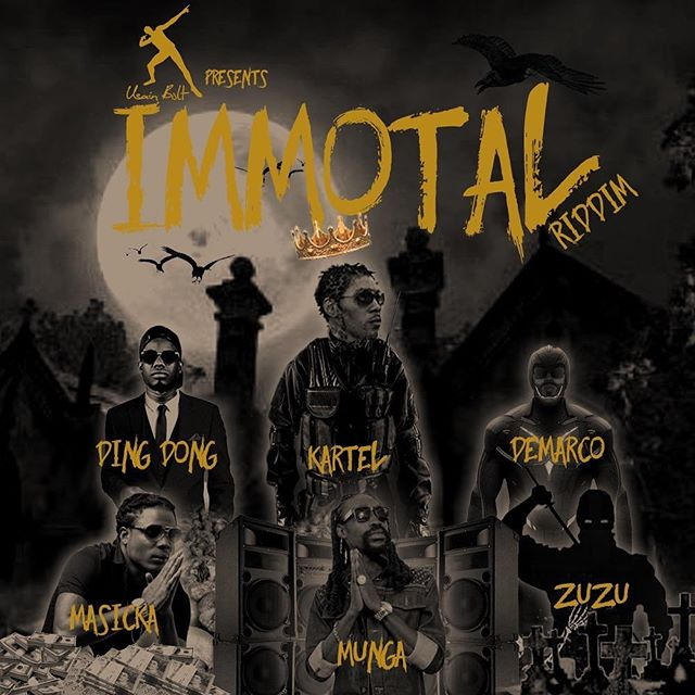 Immortal Riddim [Usain Bolt] (2019)
