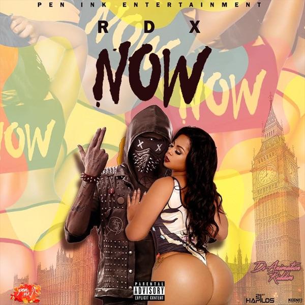 RDX - Now (2019) Single